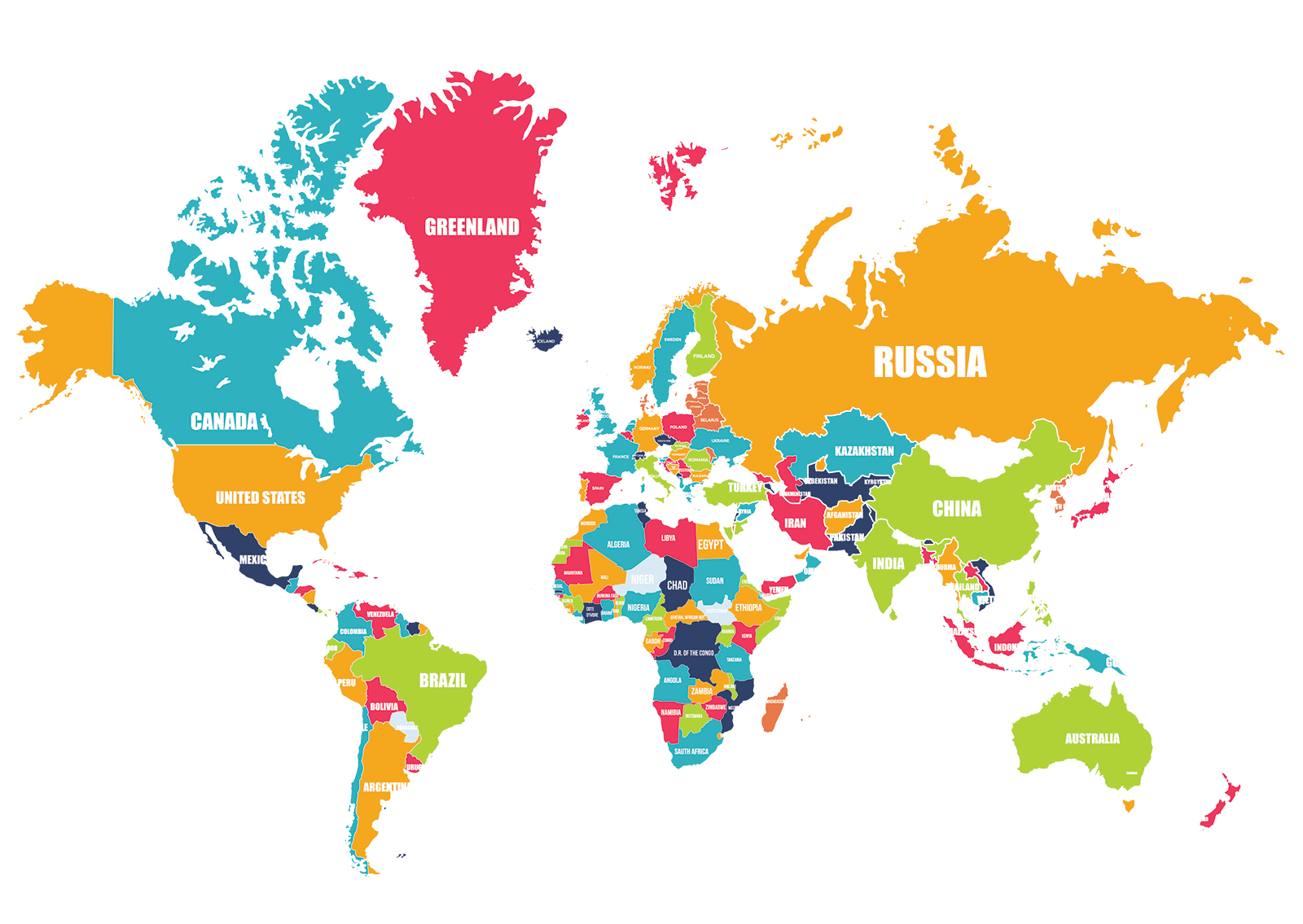 20 best countries to travel for english speakers isolated traveller 20 best countries to travel for english speakers gumiabroncs Choice Image