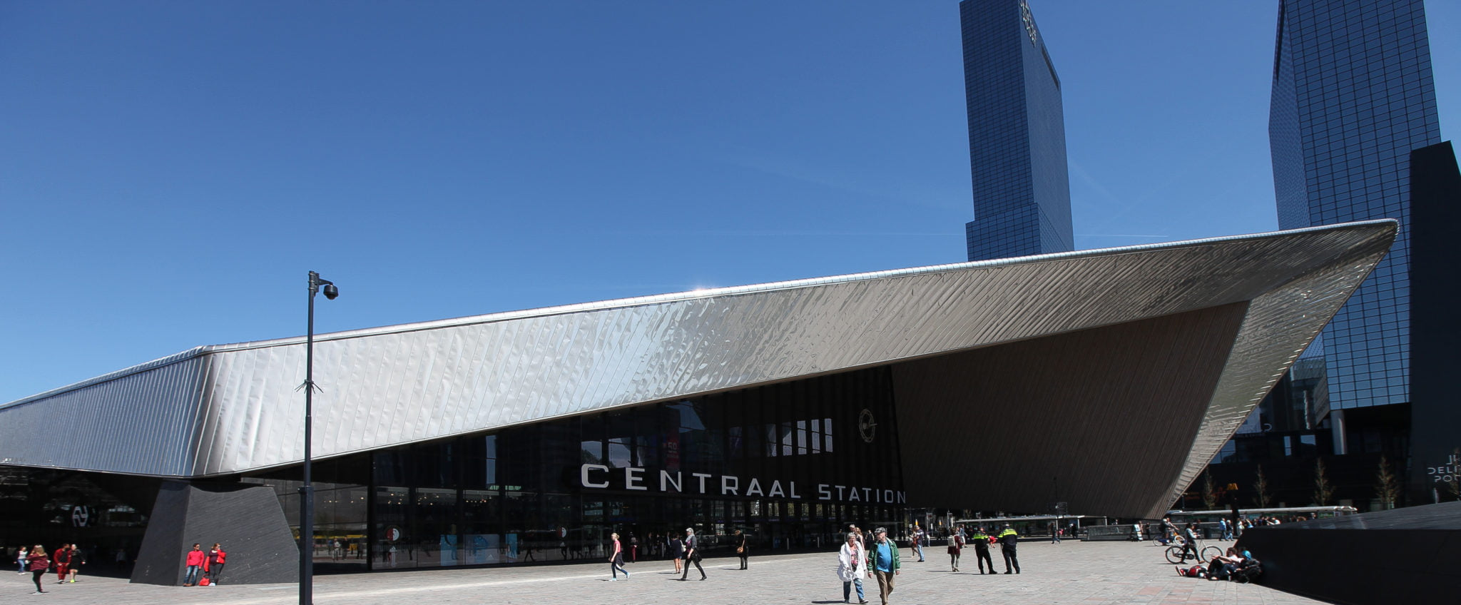 Central Station, designed by Benthem and Crowed