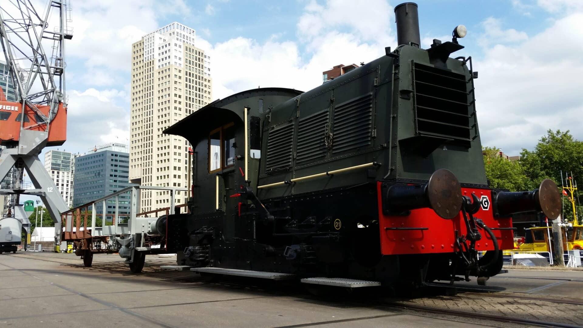 Diesellocomotief Sik 884