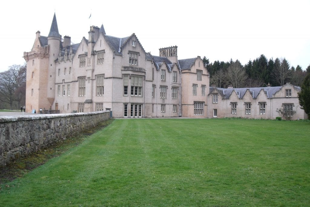 Best places to visit in inverness Brodie Castle inverness