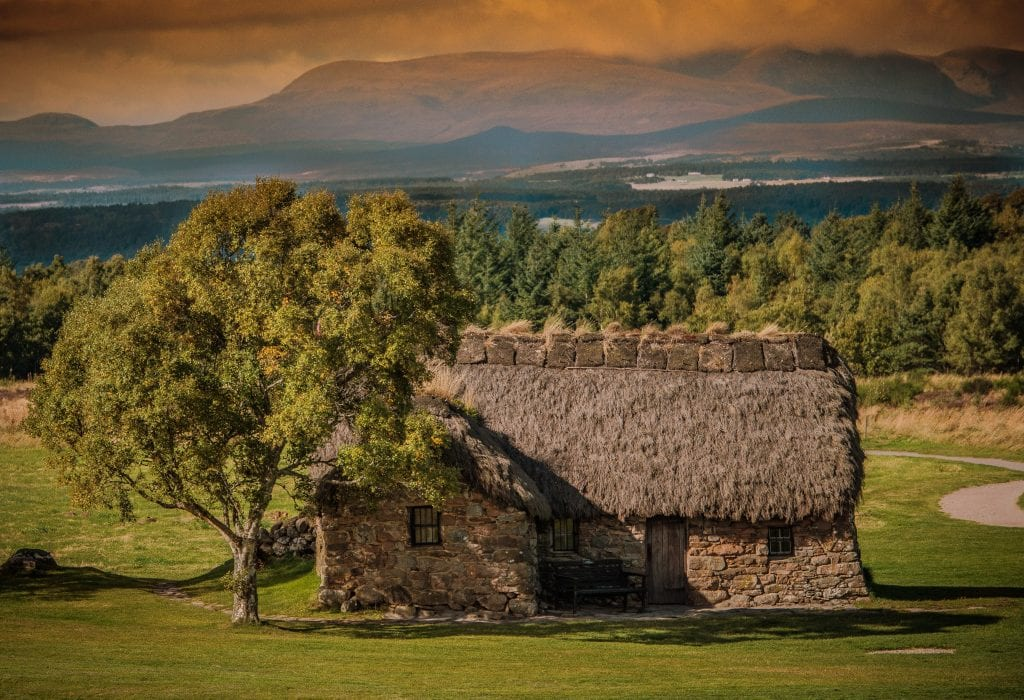 Best places to visit in inverness Culloden Battlefield inverness