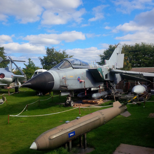 Best places to visit in inverness Highland Aviation Museum inverness