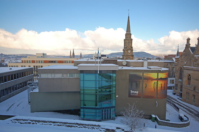 Best places to visit in inverness Inverness Museum and Art Gallery inverness