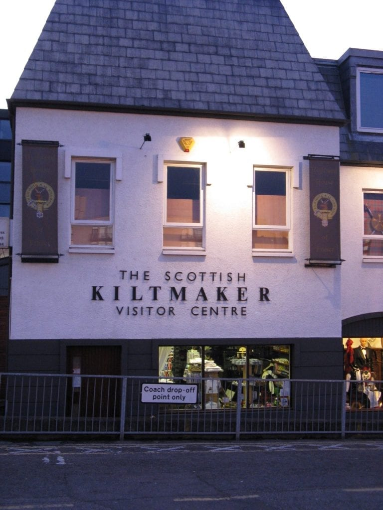 Best places to visit in inverness The Scottish Kiltmaker Visitor Centre e1492594062513 inverness