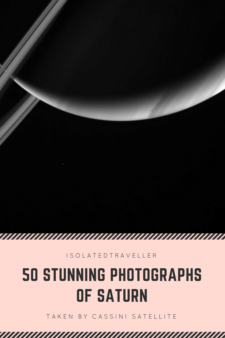 50 Stunning Acrylic Nail Ideas To Express Your Personality: 50 Stunning Photographs Of Saturn Taken By Cassini