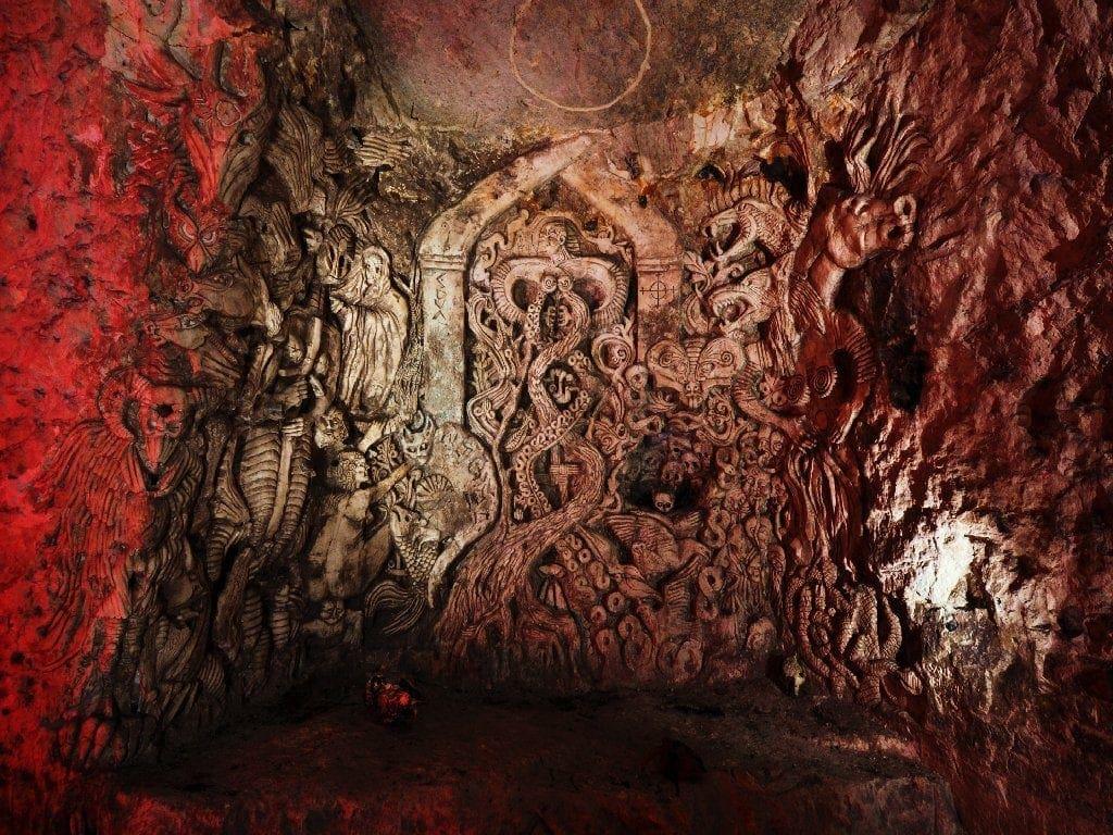 The Chislehurst Caves