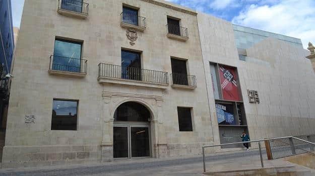 Discover Alicante Contemporary Art Museum MACA Discover Alicante