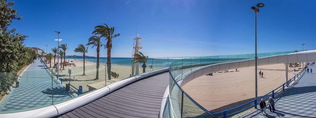 Discover Alicante Paseo de Gómiz Discover Alicante
