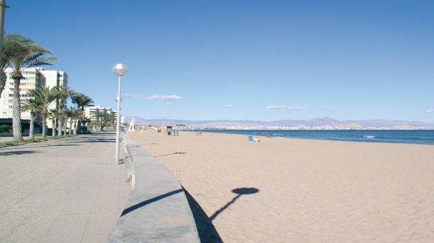 Discover Alicante Saladares Urbanova beach Discover Alicante
