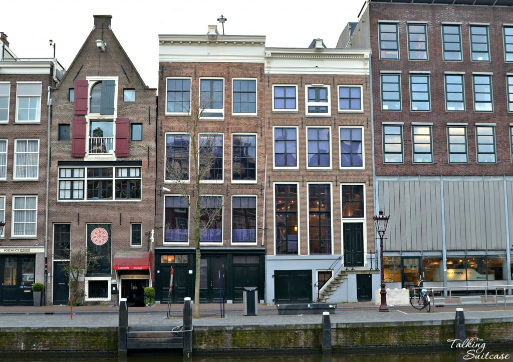 Anne Frank House | Isolated Traveller