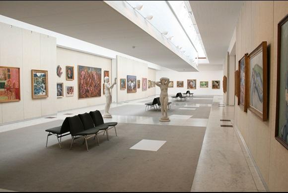 Contemporary Art Museum MACA