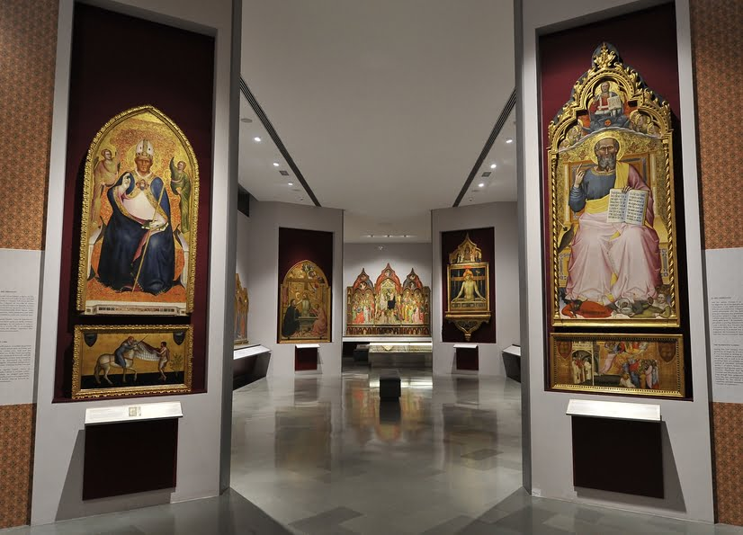 Gallery of the Academy of Florence
