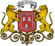 Aberdeen coat of arms