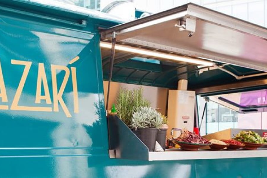 Discovering London's Street Food Markets nazari food Discovering London's Street Food Markets