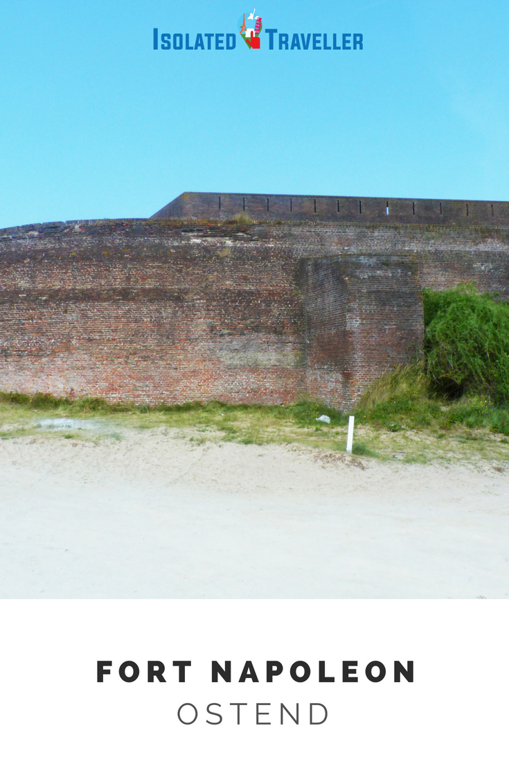 Fort Napoleon in Ostend