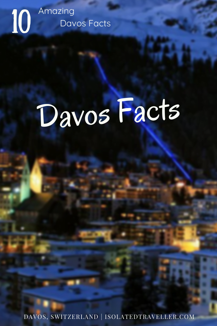 10 Amazing Facts About Davos 10 amazing davos facts Facts About Davos