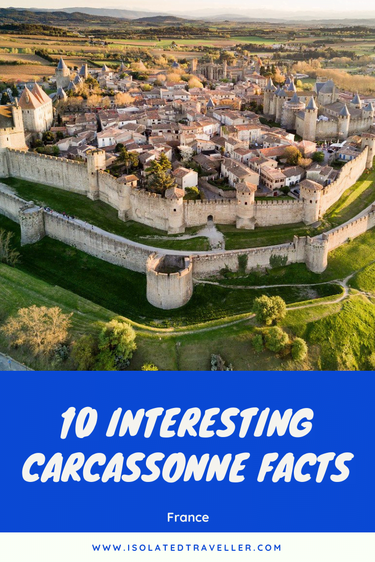 10 Interesting Carcassonne Facts 10 interesting carcassonne facts Carcassonne Facts