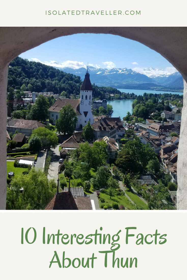 10 Interesting Facts About Thun 10 interesting facts about thun Facts About Thun