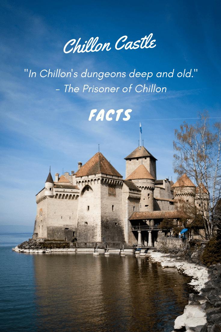 10 Chillon Castle Facts chillon castle facts 1 Chillon Castle Facts