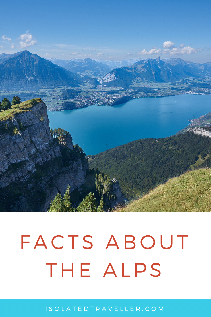 23 Facts About the European Alps - Highest and most extensive mountain range in Europe facts about the alps highest and most extensive mountain range in europe 1 Facts About the European Alps