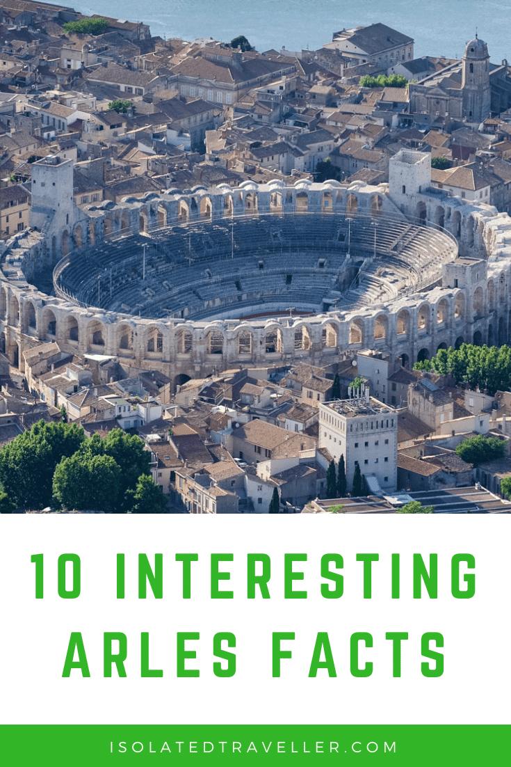 10 Interesting Arles Facts 10 interesting arles facts Arles Facts