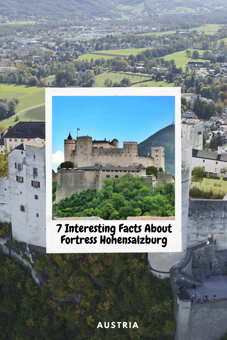 7 Interesting Facts About Fortress Hohensalzburg 7 interesting facts about fortress hohensalzburg Facts About Fortress Hohensalzburg