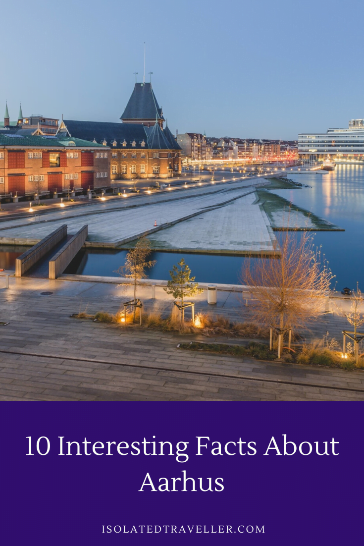 Facts About Aarhus