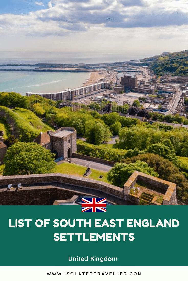 South East England Settlements