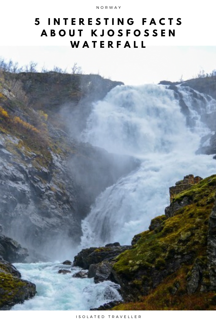 Facts About Kjosfossen Waterfall