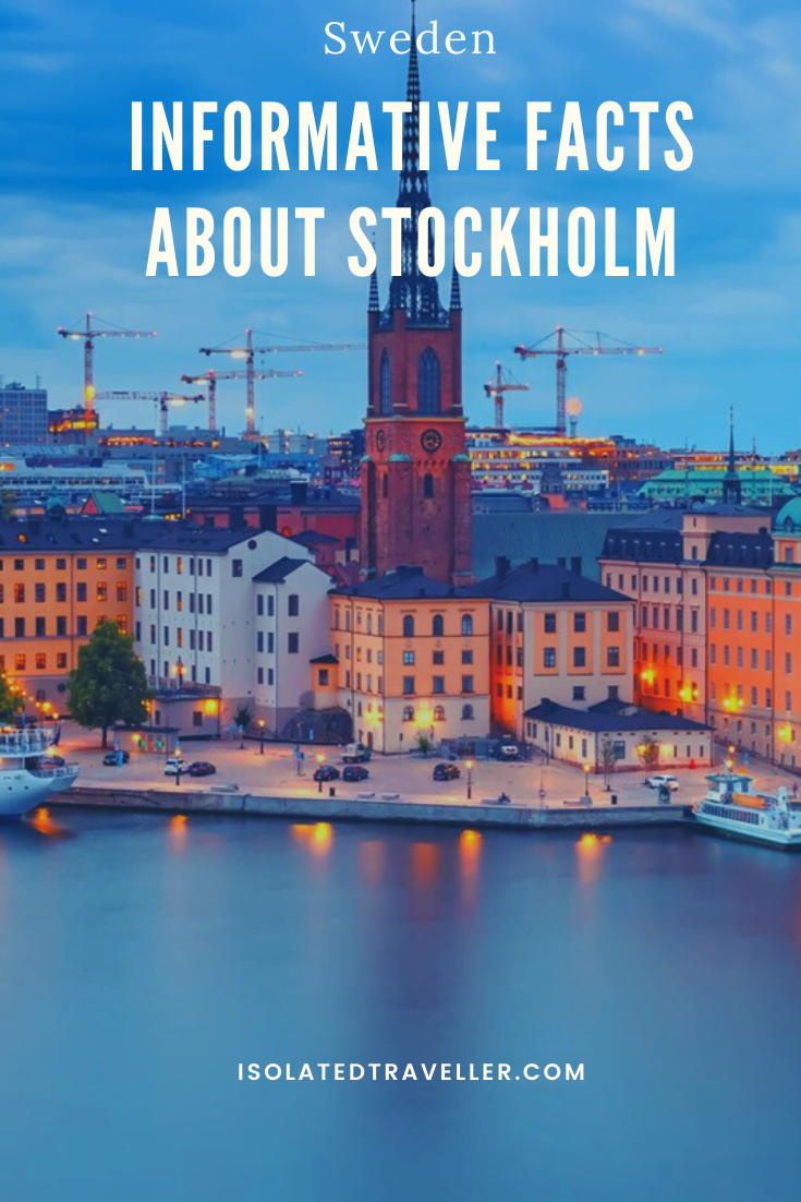 Informative Facts About Stockholm