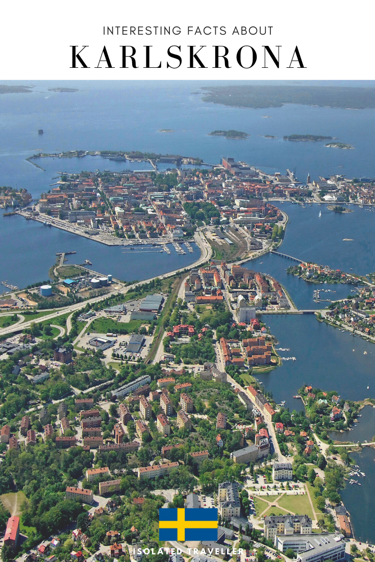 Interesting Facts About Karlskrona