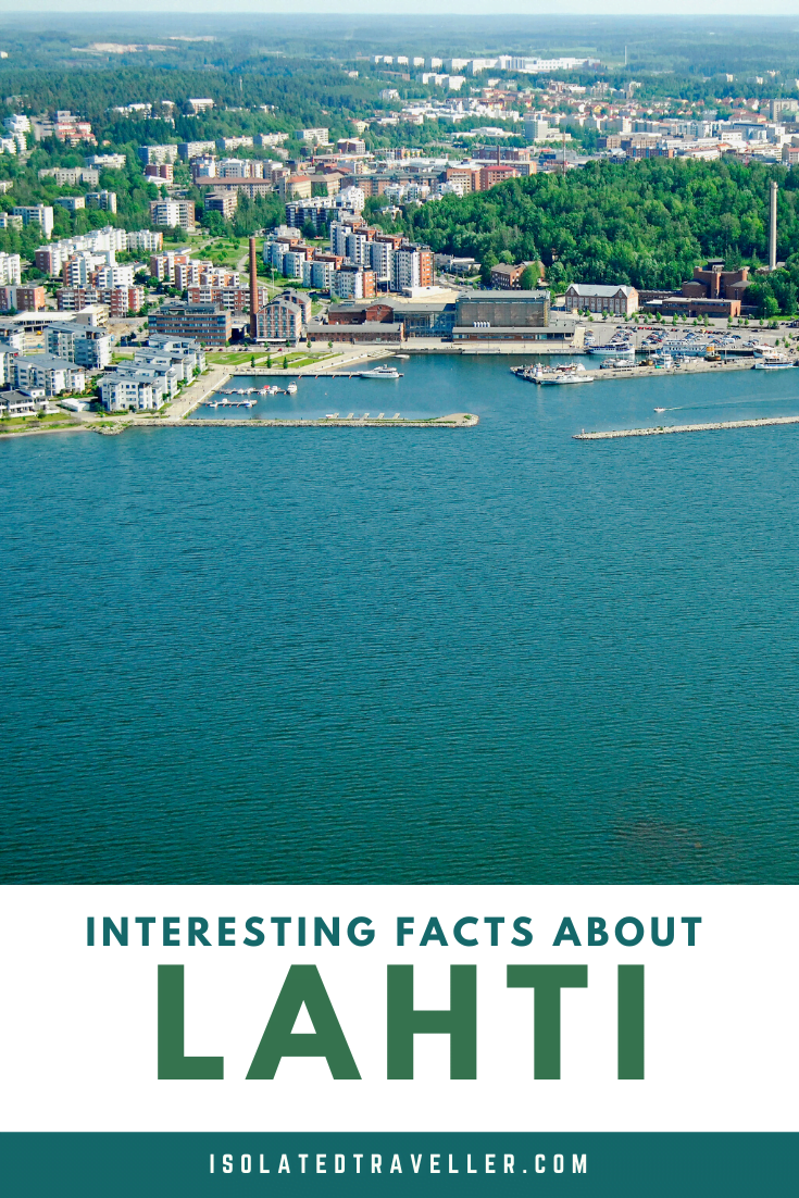 Interesting Facts About Lahti