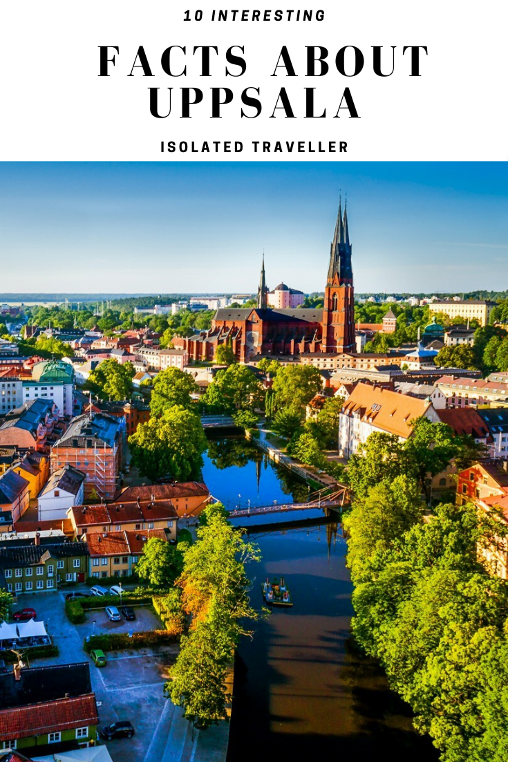 Facts About Uppsala