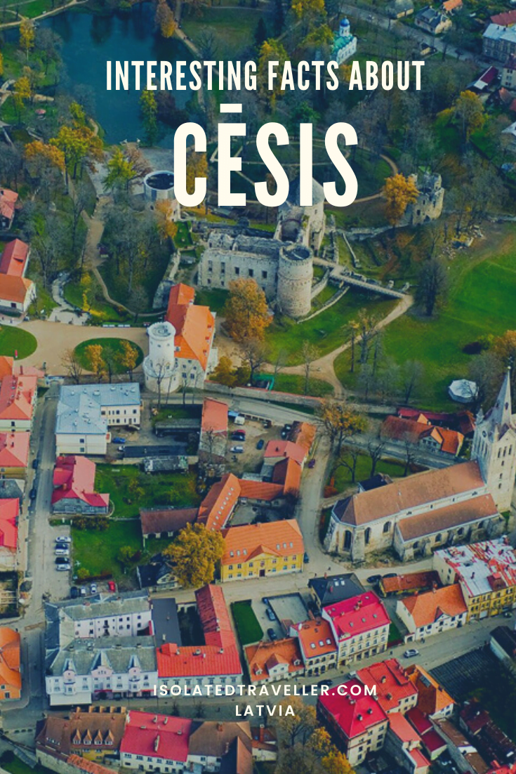 Facts About Cēsis