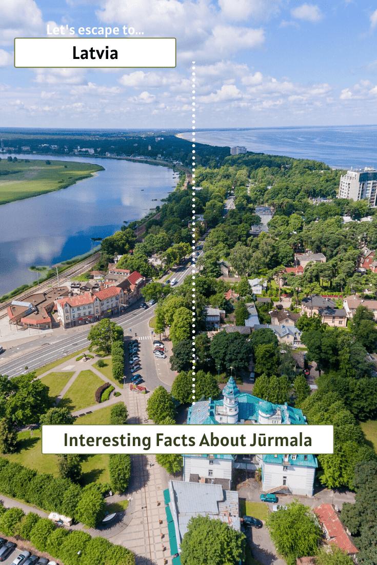 Facts About Jūrmala