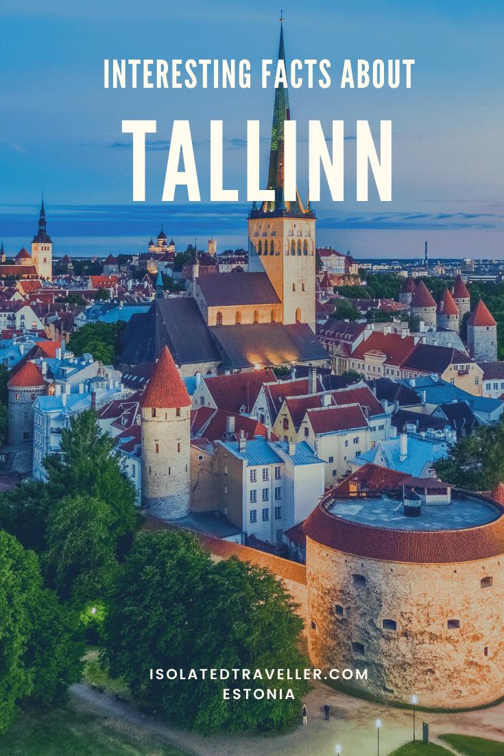 Tallinn Facts