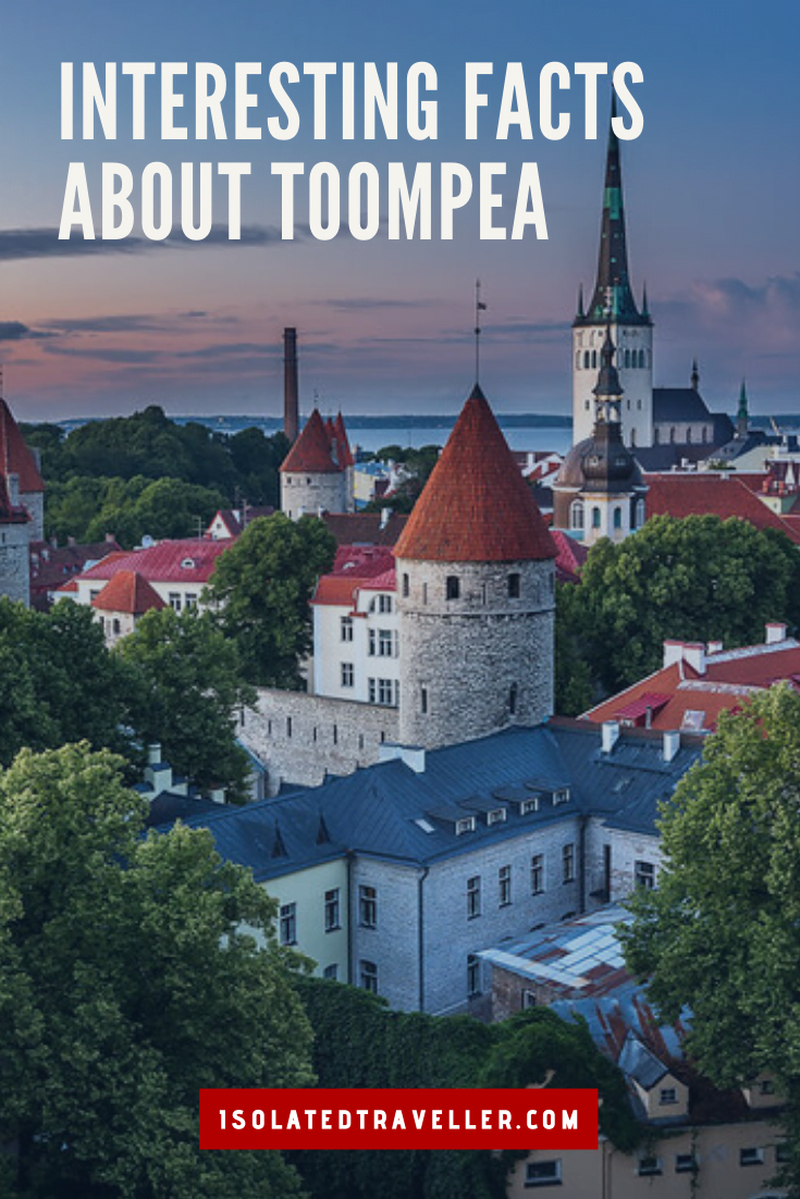 Facts About Toompea