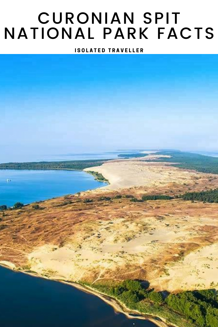 Curonian Spit National Park Facts
