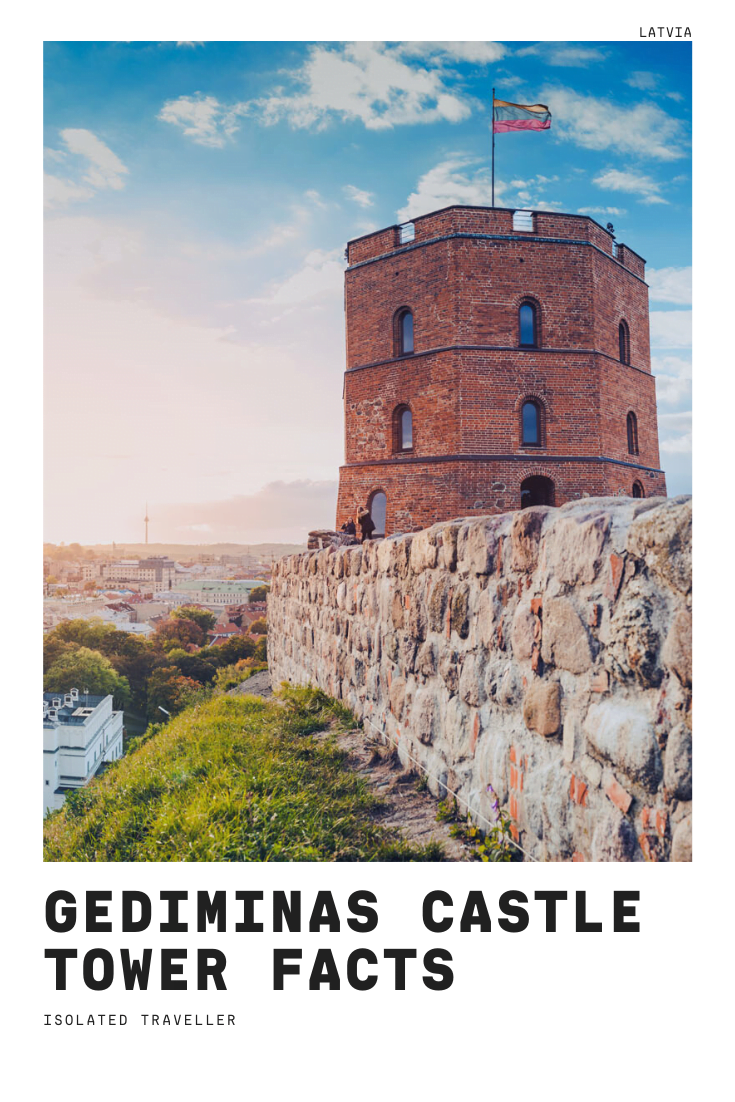 Gediminas Castle Tower Facts