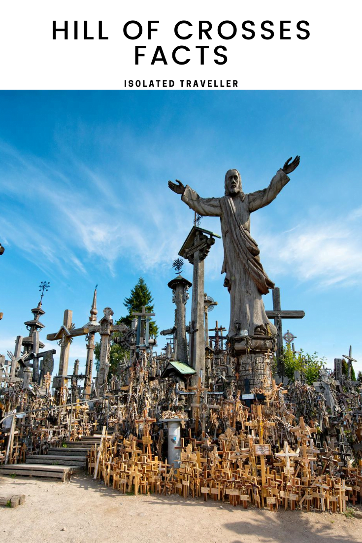 Hill of Crosses Facts