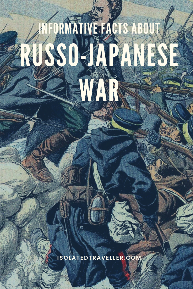 Russo-Japanese War Facts