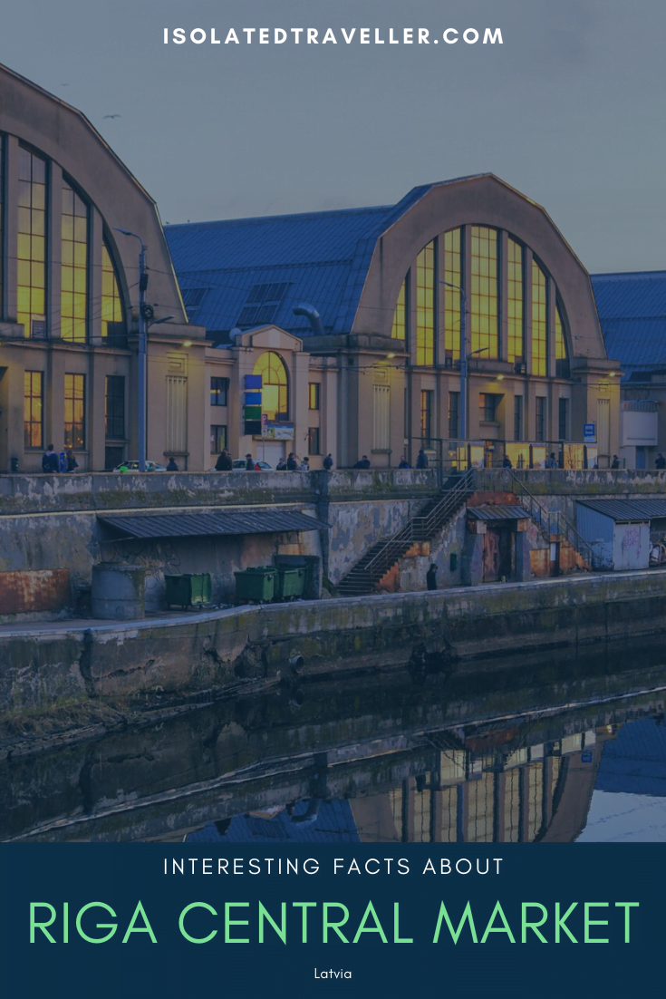 Facts About Riga Central Market