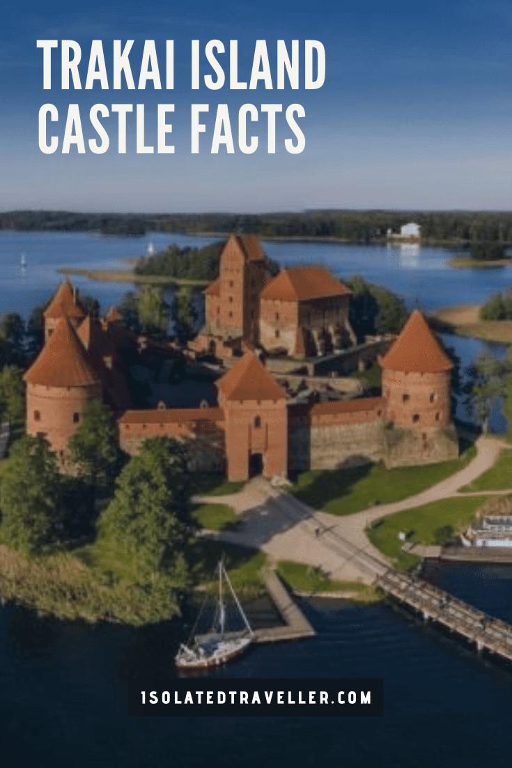 Trakai Island Castle Facts