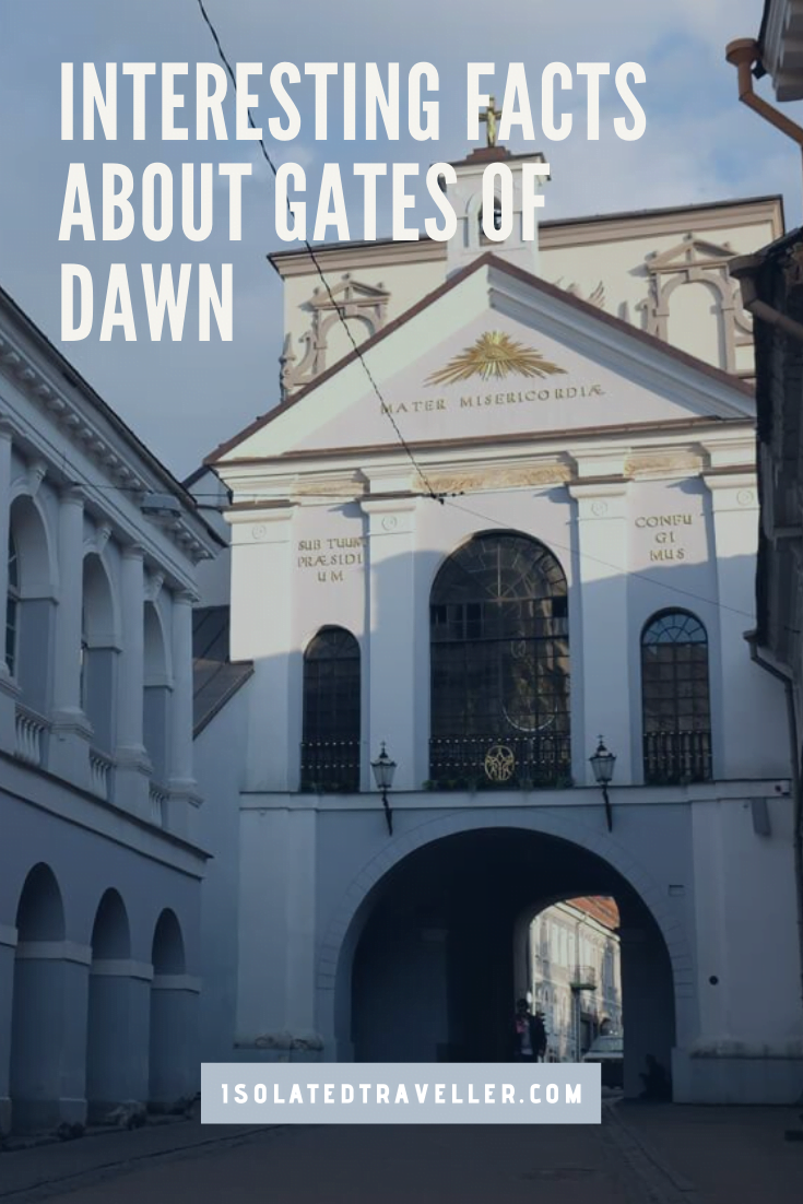 Facts About Gates of Dawn