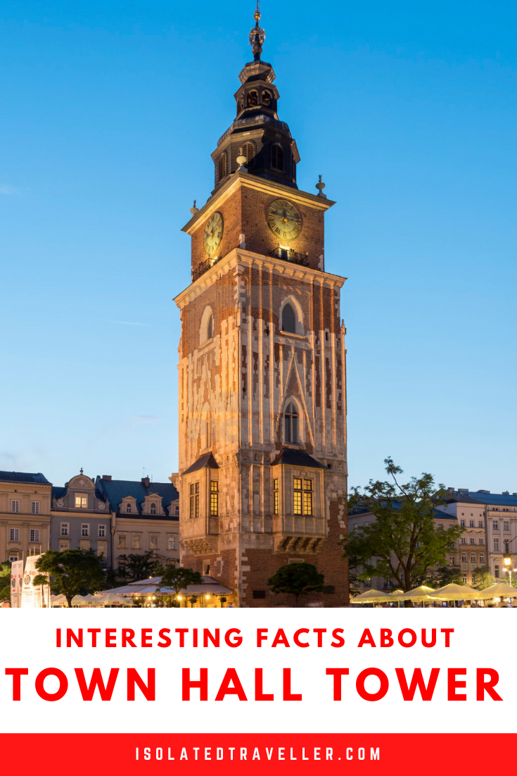 Facts About Town Hall Tower
