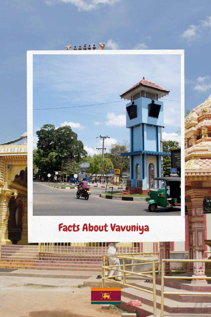 Facts About Vavuniya
