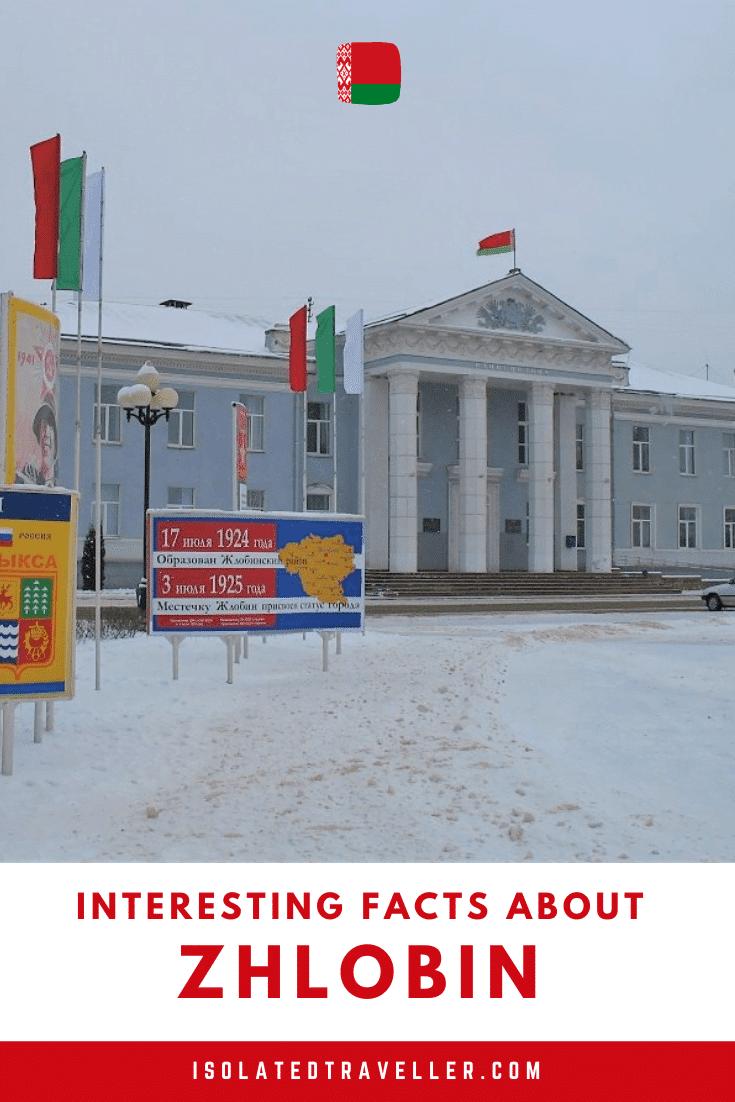 Interesting Facts About Zhlobin