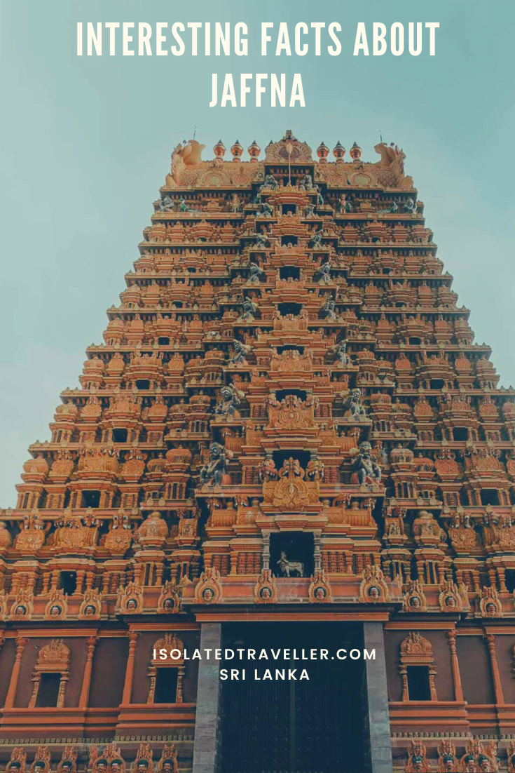 Facts About Jaffna