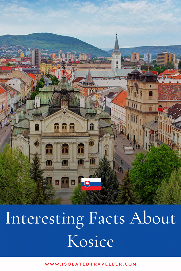 Facts About Kosice