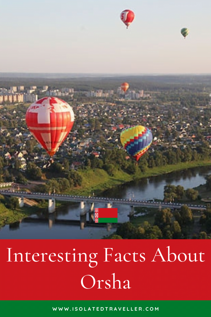 Interesting Facts About Orsha